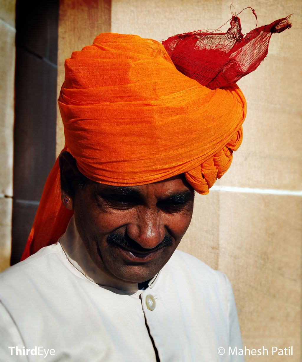 Rajasthan 06: Guard ofUmedbhavan