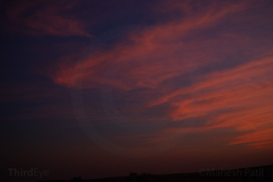 Sunrise @ Thar Desert