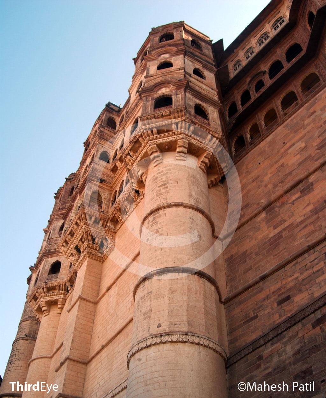 Rajasthan 08: MehrangarhFort