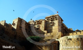 Mahesh Patil, ThirdEye, Photography, India. Jaisalmer Fort, Rajasthan