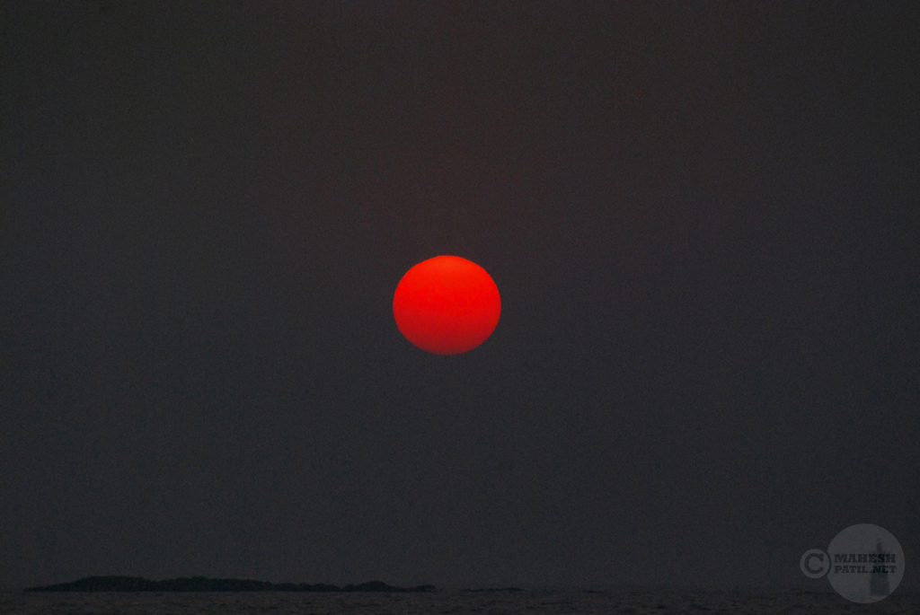 Xmas Sunset, Sunset, Uttan, Mahesh Patil, Photography