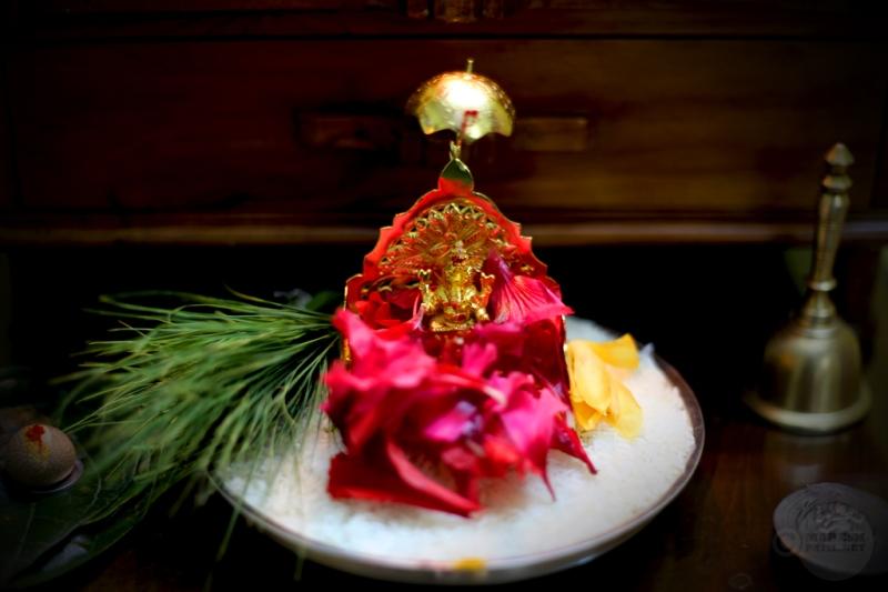 Chatradhari Ganesh, Mahesh Patil,