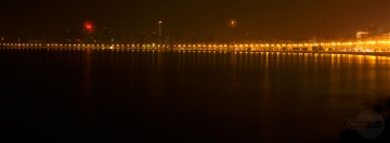 Marine Drive on Diwali Night, Mahesh patil , Phtography