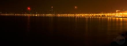 Marine Drive on Diwali Night, Mahesh patil , Phtography