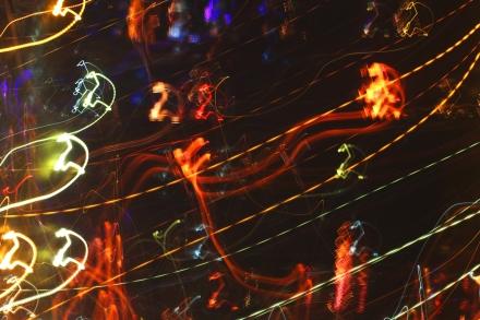 Dancing Light, Mahesh Patil
