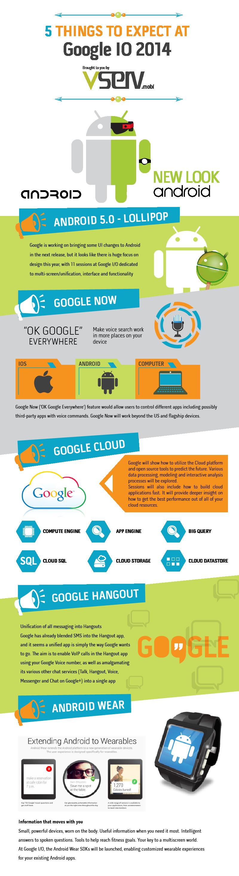 5 Things to Expect at Google I/O