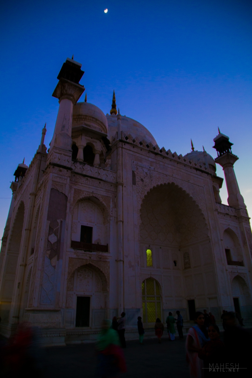 Bibi ka Maqbara, Aurangabad, Mahesh Patil, Travel Photography