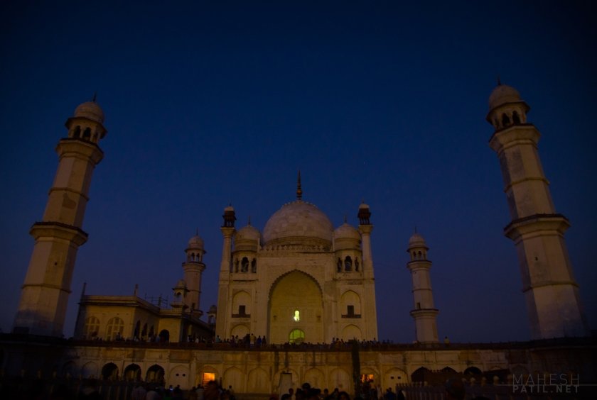 Bibi ka Maqbara, Mahesh Patil, Travel Photography