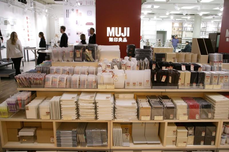 Muji, Design, No Branding